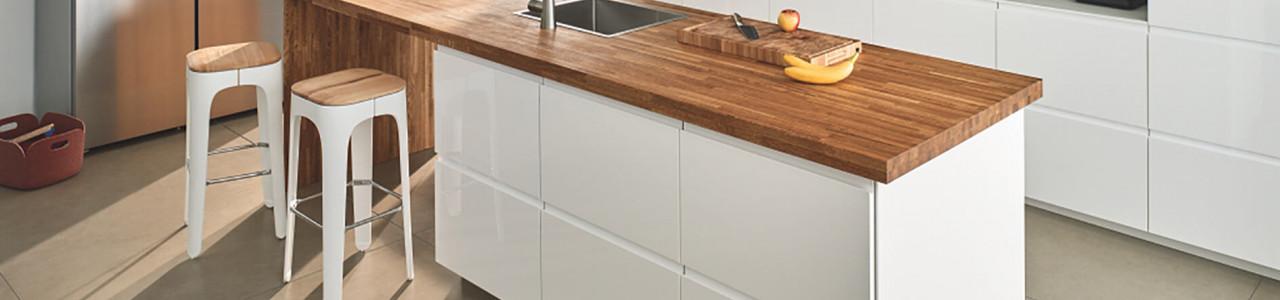 Renovação fácil e rápida da cozinha. 3 dicas!
