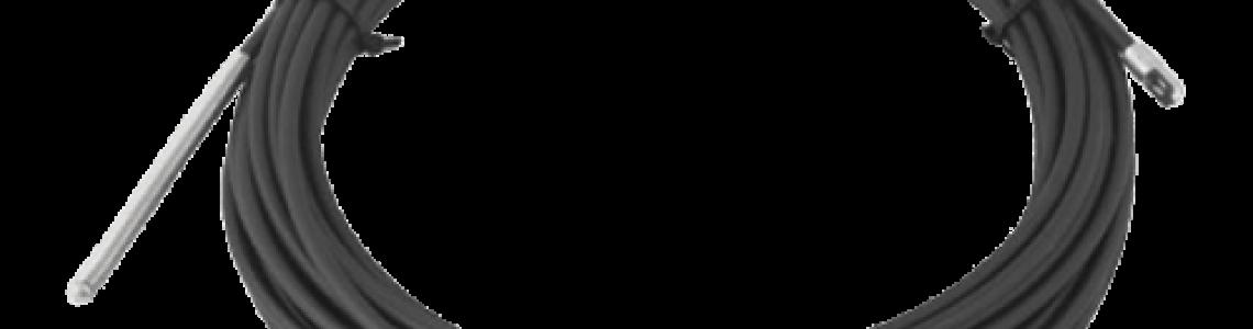Sistema passagem de cabos
