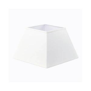Abajour D17 20cm branco E14