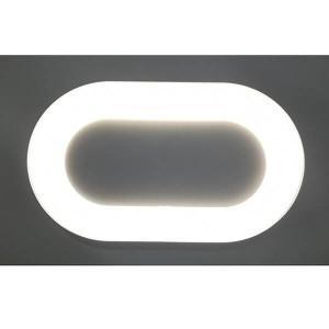 Aplique LED 12W 4000K 1200 lumens Cinza