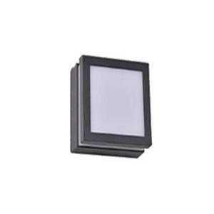 Aplique LED 12W 4000K 1200 Cinza