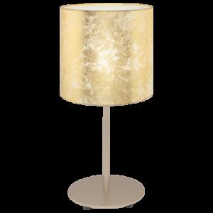 Candeeiro de mesa Ciserbella Dourado
