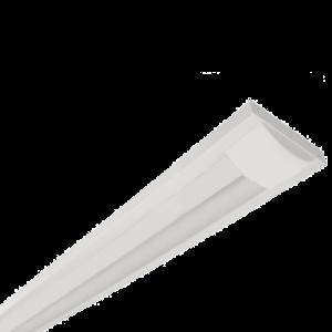 Armadura para lâmpadas LED com 2 lâmpadas incluidas