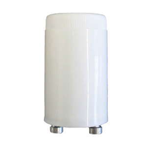 Arrancador para lâmpada LED T8 Fusível 1A