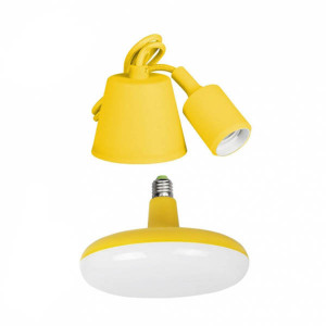 Candeeiro com lâmpada Incluida 24 W 6400 K