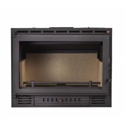 Recuperador Ar quente R8A 9.6kw