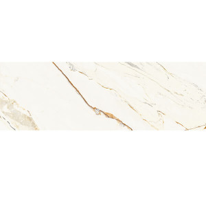 Azulejo 30x90 cm Calacatta Oro Mate Retificado  1ª escolha