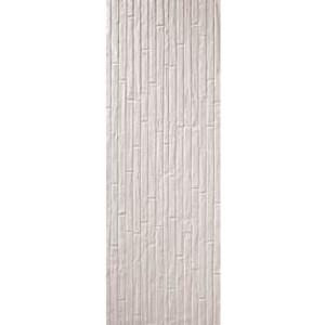 Azulejo 35x100 cm Essenia Band Grey retificado 1ª escolha