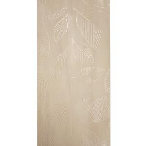 Azulejo 35x70cm leaves vanilla 1ªescolha retificado