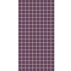 Azulejo Pre-corte 22,5x45cm desire purple 2ªescolha
