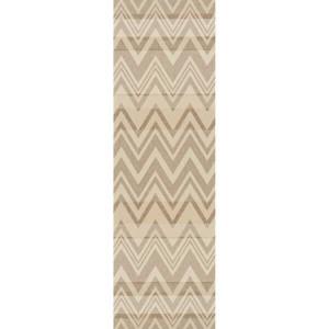 Azulejo 22,5x75cm fantasy brown 2ªescolha