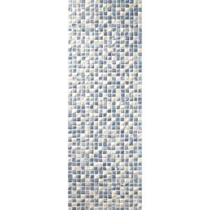 Azulejo 35x100cm groove white 1ªescolha retificado