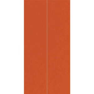 Azulejo 20x40cm paprika double 24 3ªescolha