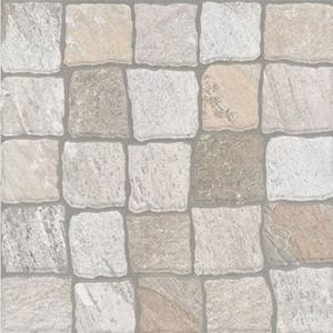 Mosaico antiderrapante 33x33cm Chiado Pedra 1ª escolha