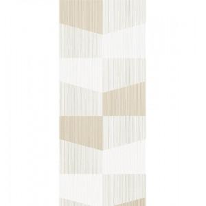 Azulejo 34x91.5cm Decor Step Bege 3ªescolha
