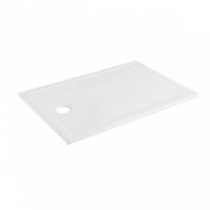 Base de duche 120x80 cm Stepin Antiderrapante Branca
