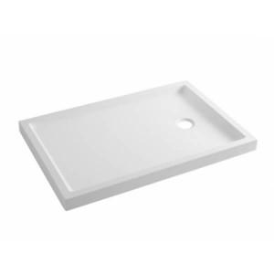 Base de duche Piano fundo liso 130x80cm