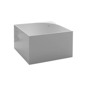 Banheira 100x100x60 cm Tub Branca