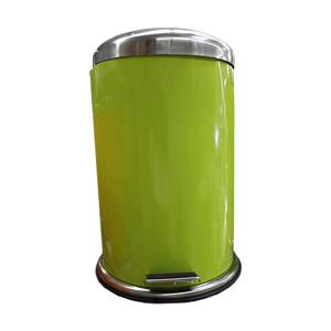 Balde para lixo 20 litros verde