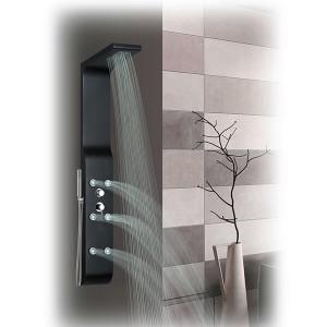 Coluna de Hidromassagem 147x21 cm FS-8917 Preta
