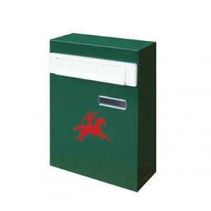 Caixa correio Nº 2 verde