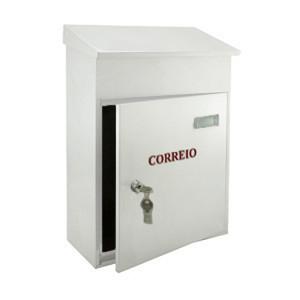caixa para correio Nº 3  branca
