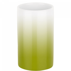 Copo para escovas Tube Gradient lima