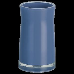 Copo para wc Sydney acrilico azul marinho