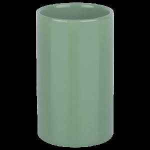 Copo Tube verde escuro