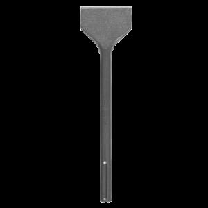 Cinzel espátula 300x80mm SDS Max Clip
