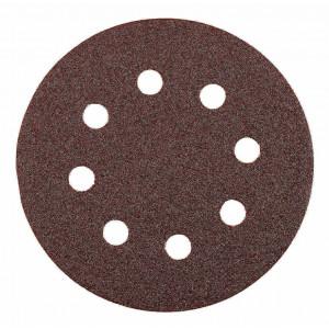 Conjunto 5 discos lixa Ø125mm GR80