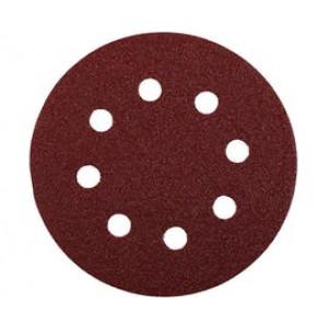 Conjunto 5 Discos Lixa Ø125mm GR180
