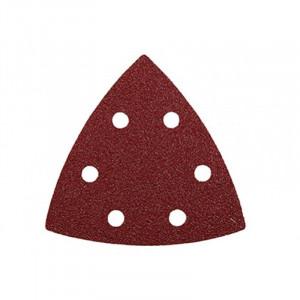 Conjunto de 5 lixas triangulares 96mm GR60