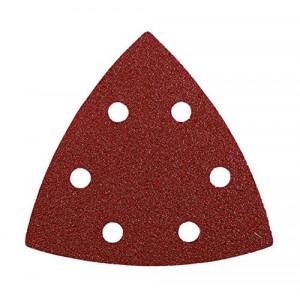 Conjunto de 5 lixas triangulares 96mm GR240