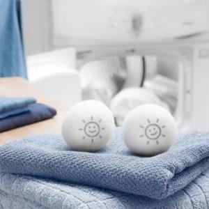 Bolas de lã para máquina de secar roupa