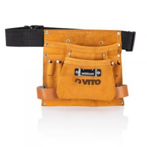Bolsa Simples de couro para ferramentas