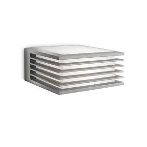 Aplique de parede shades 1x15W 230V Grey