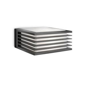 Aplique de parede Shades 1x15W 230V Antracite