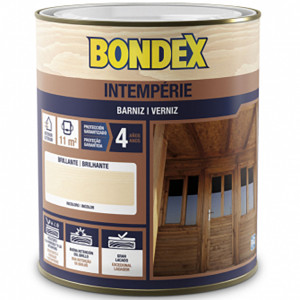 Bondex Intemperie Brilhante Nogueira 0.75Lt