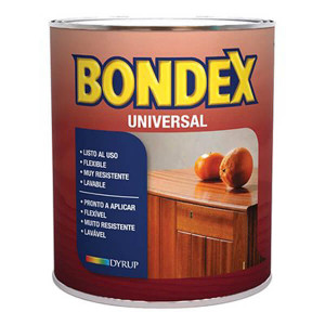 Bondex Universal Acetinado incolor 0.375 Lt