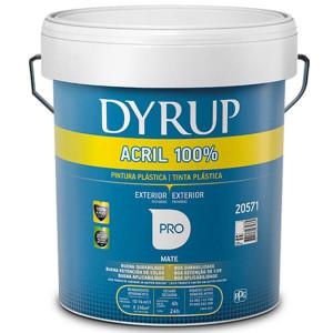 Acril 100% 15Lt Branca