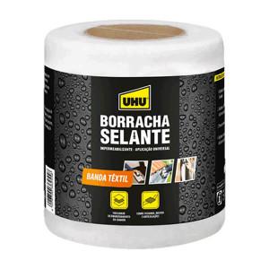 Banda têxtil Selente para borracha 10cmx10cm