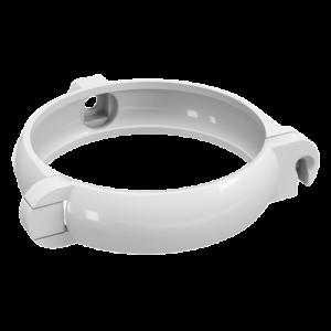 Abraçadeira circular 80 Devorex branca