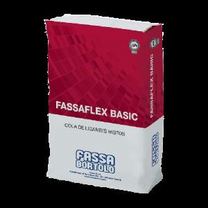 Cimento cola Fassaflex Basic branco  25kg