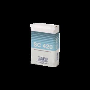 Betonilha tradicional SC420 cinza 25kg