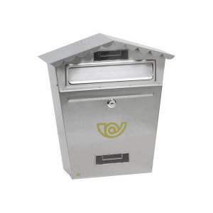 Caixa de correio 1A Inox
