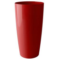 Vaso Santorini Vermelho de 65cm