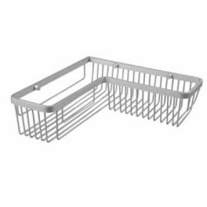 Cesto rectangular angular Aluminium