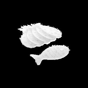 Antideslizante peixe Glace