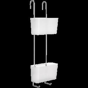 Conjunto de 2 cestos para Duche Standard Glass
